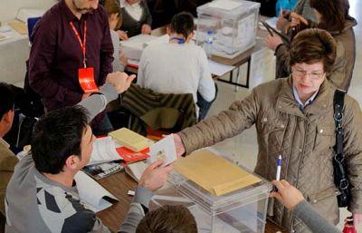 La participación en Galicia supera la de 2005