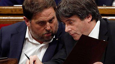 """Los independentistas reclaman ahora una negociación """"bilateral"""" con el Gobierno"""