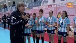 Balonmano - Torneo Internacional de España Femenino: España-Argentina
