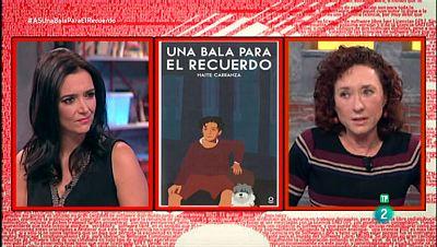 La Aventura del Saber. TVE. Maite Carranza.  'Un bala para el recuerdo'.