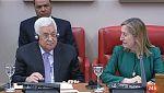 Parlamento - Conoce el parlamento - Visita institucional del presidente de Palestina - 25/11/2017