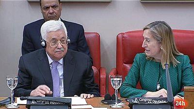 Parlamento - Conoce el parlamento - Visita institucional de Palestina - 25/11/2017