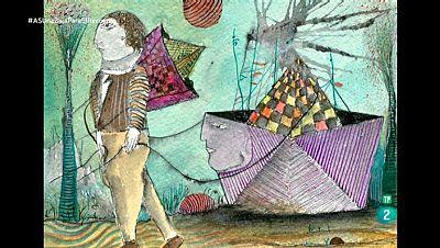 La Aventura del Saber. TVE. Boek Visual. Juan Carlos Mestre