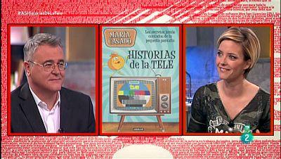La Aventura del Saber. TVE. Entrevista a María Casado