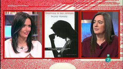 La Aventura del Saber. TVE. Entrevista a Nuria Varela