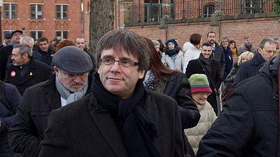"""Puigdemont matiza sus críticas a la UE afirmando que """"el catalanismo es indudablemente europeísta"""""""