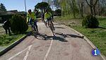 'Seguridad Vital' - La Policía nos enseña cómo circular en bici por ciudad