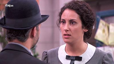 Acacias 38 - Lolita convence a Felipe para que defienda a Antoñito