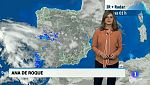 El tiempo en Extremadura - 28/11/17
