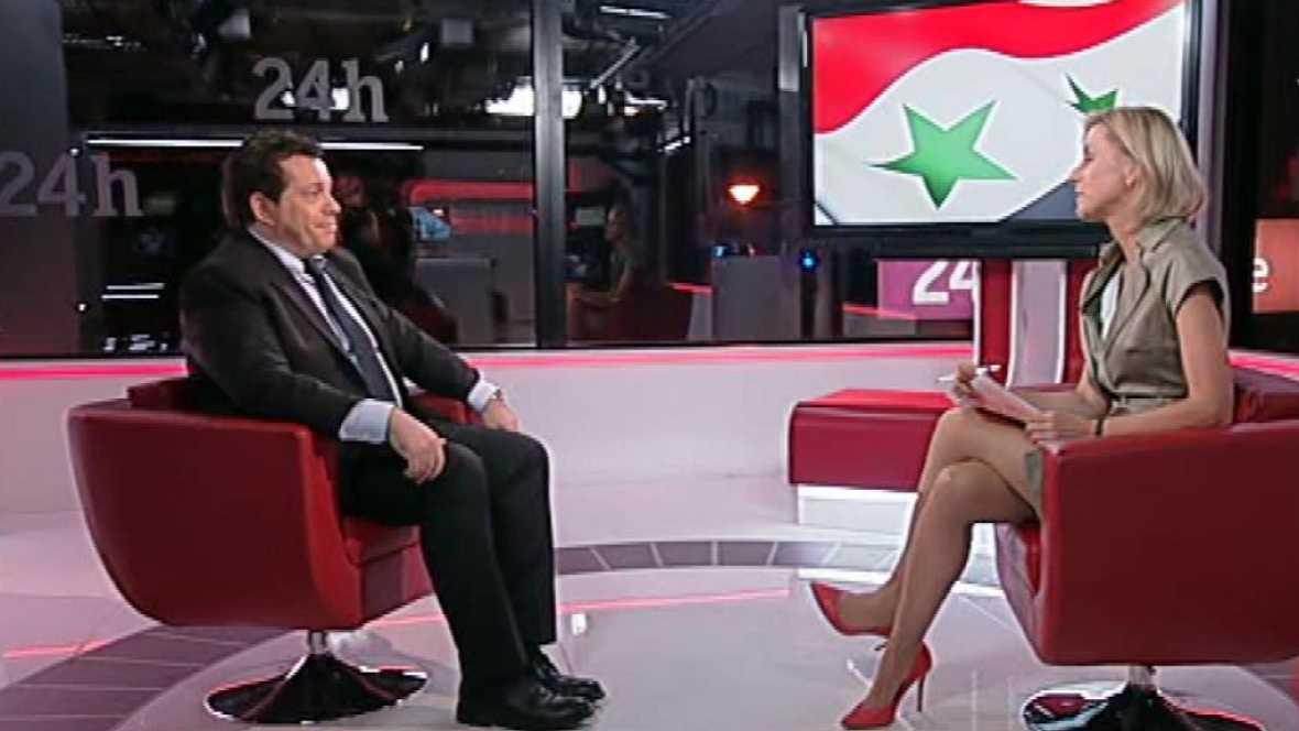La tarde en 24 horas - Entrevista - 28/11/17 - ver ahora
