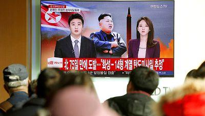 """Corea del Norte asegura el último misil probado es capaz de alcanzar """"todo el territorio de EE.UU."""""""