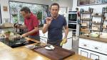 Torres en la cocina - Vichyssoise de chirivías y cordero con limón y aceitunas