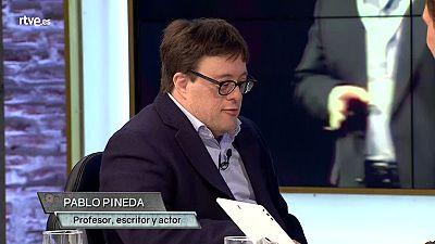 Entrevistamos a Pablo Pineda. Primer titulado universitario europeo con Síndrome de Down