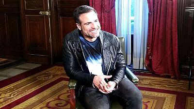 Videoencuentro americano con el actor y guionista Roberto Manrique