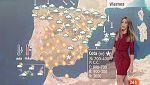 El aire ártico trae nevadas y bajada significativa de las temperaturas