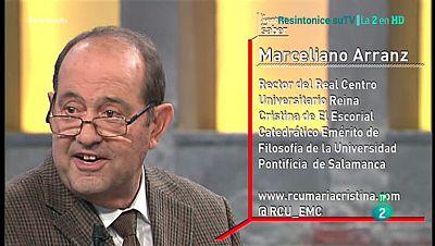 La Aventura del Saber. TVE. Entrevista a Marceliano Arranz