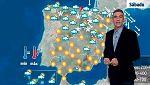 Se registrarán nevadas por debajo de los 400 metros en el norte peninsular y Baleares
