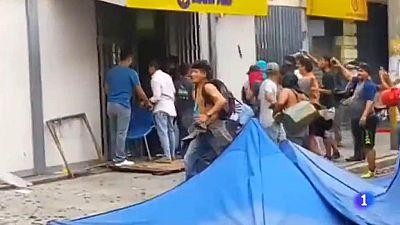 El gobierno de Honduras ha decretado el estado de excepción