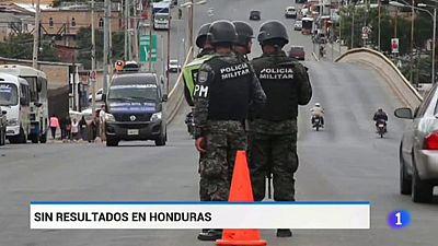 En Honduras se mantiene el toque de queda