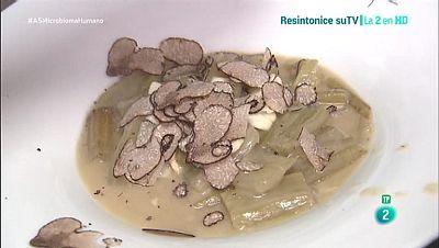 La Aventura del Saber. TVE. Minuto gastronómico. El microbioma humano