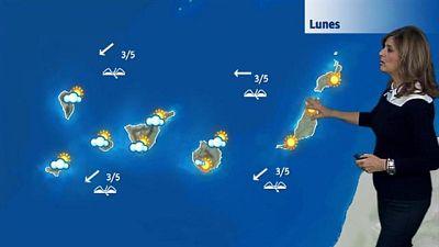 El tiempo en Canarias - 04/12/2017