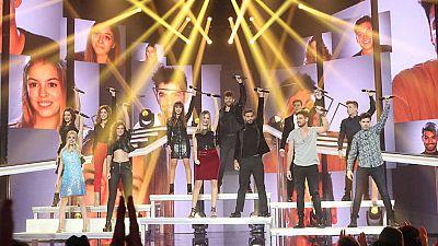 OT 2017 - Gala 6 - ver ahora