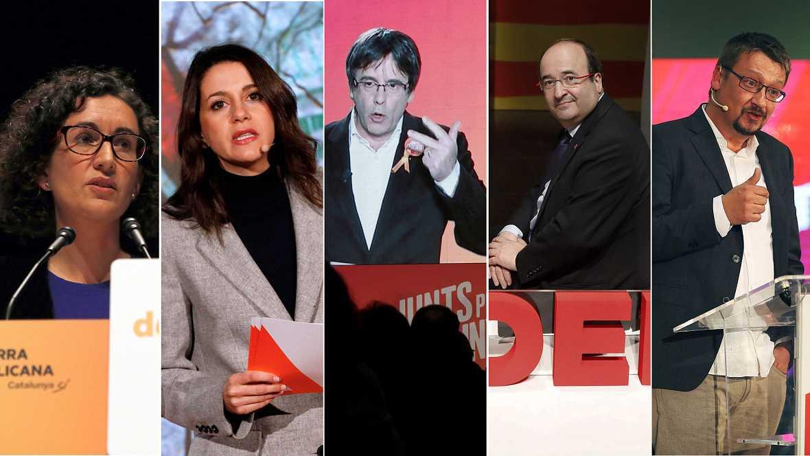 Telediario - 8 horas - 05/12/17 - ver ahora