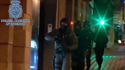 Cuatro detenidos por supuesta relación con el Estado Islámico en una operación conjunta con Marruecos