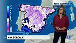 El tiempo en Aragón-05/12/17
