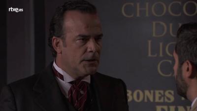 Acacias 38 - Don Arturo reta a un duelo a Víctor