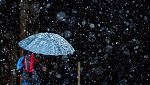 Lluvia en el norte y frío en el interior de la mitad este peninsular
