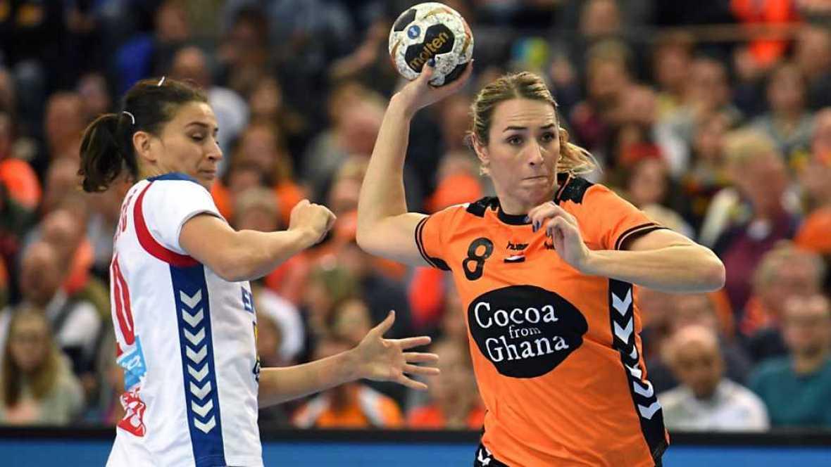 Balonmano - Campeonato del Mundo Femenino: Serbia - Holanda, desde Leipzig (Alemania) - ver ahora