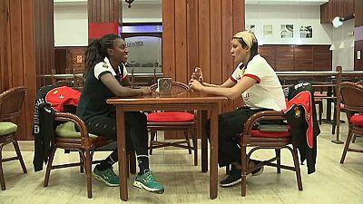 Balonmano - Reportaje: Chandy y Darly - ver ahora
