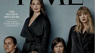 Las mujeres que rompieron el silencio sobre el acoso sexual, personas del año para la revista 'Time'