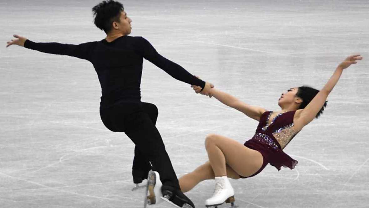 Patinaje Artístico - Final Grand Prix. Programa Corto Parejas, desde Nagoya (Japón)