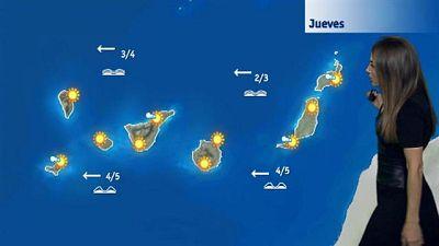 El tiempo en Canarias - 07/12/2017