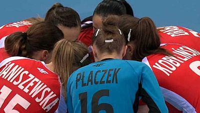 Balonmano - Campeonato del Mundo Femenino: Polonia-Hungría desde Bietigheim-Bissingen - ver ahora