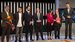 """El 155 y los """"presos políticos"""" embarran un debate en el que los candidatos no aportan soluciones pactadas"""