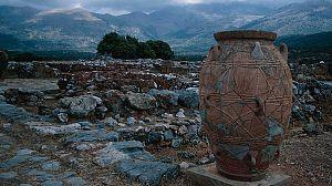 Creta, los orígenes del laberinto