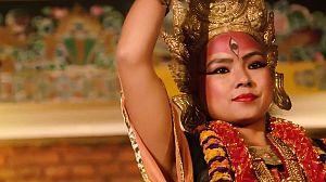 Kumaris, las niñas-diosas de Nepal