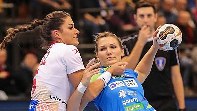 Balonmano - Campeonato del Mundo Femenino: España - Eslovenia - ver ahora