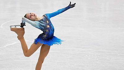 Patinaje Artístico - Final Grand Prix. Programa Libre Femenino desde Nagoya (Japón) - ver ahora