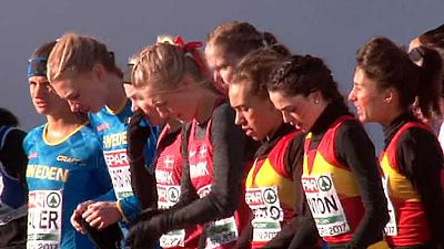 Cross - Campeonato de Europa 2017 Carrera sub 23 Femenina - ver ahora