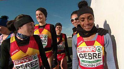Cross - Campeonato de Europa 2017 Carrera Senior Femenina - ver ahora