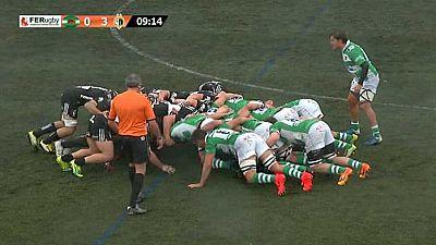 Rugby - Liga División de Honor 11ª jornada:  Independiente de Santander RC- CR El Salvador - ver ahora