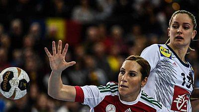 Balonmano - Campeonato del Mundo Femenino: 1/8 Final: Hungría-Francia - ver ahora