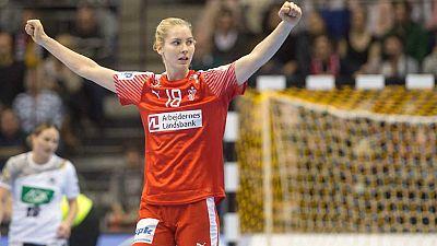 Balonmano - Campeonato del Mundo Femenino 1/8 Final: Alemania-Dinamarca - ver ahora