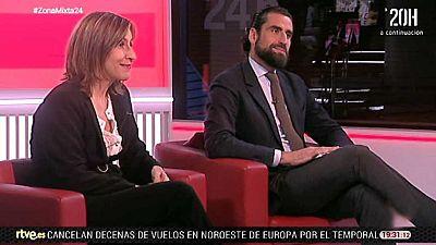 La tarde en 24 horas - Entrevista - 11/12/17 - ver ahora