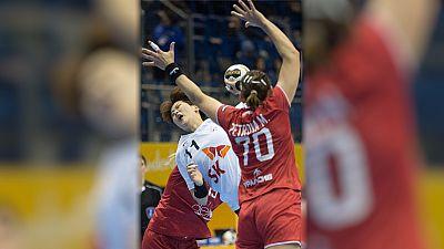 Balonmano - Campeonato del Mundo Femenino 1/8 Final: Rusia - Corea del Sur - ver ahora