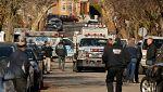 Un ataque frustrado en el centro de Nueva York deja tres heridos y el autor detenido